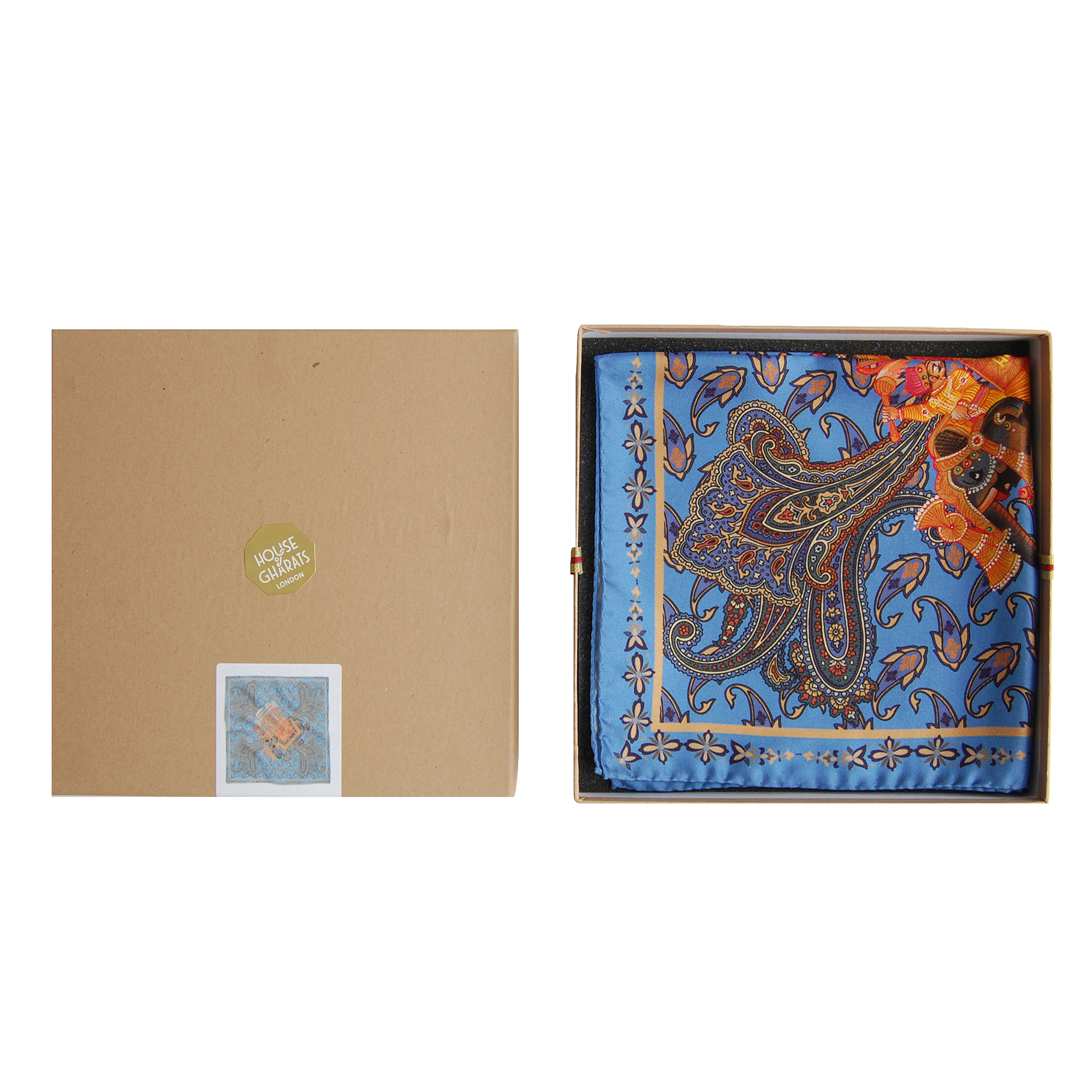 be47a19c55a Gajraj - The Royal Elephant Inspired By The Rajasthani Traditional Paintings